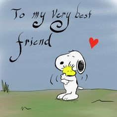 Snoopy and Woodstock Snoopy Love, Snoopy And Woodstock, Charlie Brown Quotes, Charlie Brown And Snoopy, Peanuts Cartoon, Peanuts Snoopy, Snoopy Cartoon, Friendship Love, Friendship Quotes