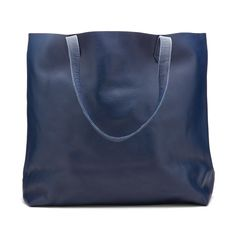 Leather Tote Made in Argentina | Cuyana Shop