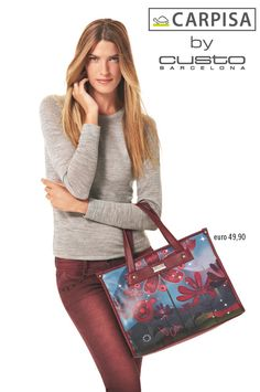 Carpisa by Custo Barcelona campaign
