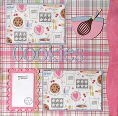 Baking Scrapbook Pages - Bing images