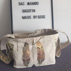 made_by_gege Sac Mambo numéro 2 #sacotin #lamerceriedescreateurs #handmade #coutureaddict