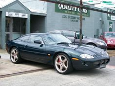 2000 Jaguar XKR with R features Supercharged - The Purr-fect Gift Shop