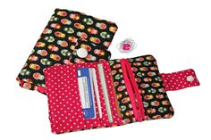 Sweet Matroschka Wallet*********Handmade
