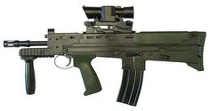 I've been seeing more and more bullpup assault rifles in the world, and I was looking for some opinions as to what people thought of them. Shooting Bench, Guns Dont Kill People, Lethal Weapon, Royal Guard, Assault Rifle, Guns And Ammo, Rifles, Airsoft, Tool Design