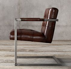 Milano Tufted Chair