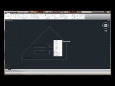 DRAWING CREATION (Part 2)  AutoCAD 2012