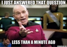 This thought goes through my head at least five times a day in my classroom.