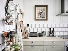 Декор кухни в скандинавском стиле #кухня #сканди #скандинаский #дизайн_кухни #кухонный_фартук