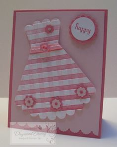 Impressions by Day - such a cute card