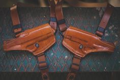 Double Trouble Shoulder Holster | Flickr - Photo Sharing!