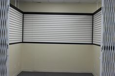 carpet and slat wall rent for $125/wk with a $100 despite.