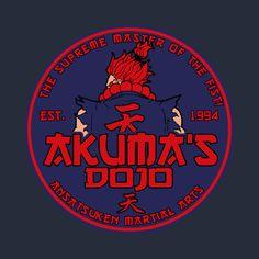 Akuma's Dojo