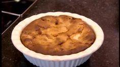 Appelcake zonder ei - Gebruik plantaardige margarine