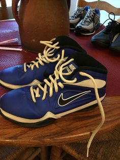 c2c4e8f3a82 Boys size 4 Nike Basketball shoes #fashion #clothing #shoes #accessories  #kidsclothingshoesaccs
