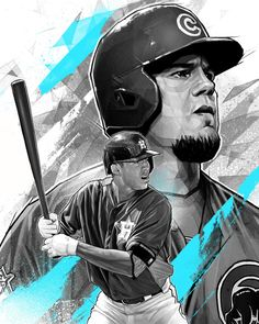 "Check out my @Behance project: ""New Faces of Baseball"" https://www.behance.net/gallery/42791051/New-Faces-of-Baseball"
