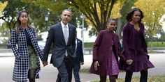 Take a Peek Inside the Obamas' Private White House Chambers - Cosmopolitan.com