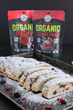 Christmas Stollen Bread | The Chef Next Door #ad #GracelandFruit