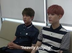 """Bts reaction to you dancing Baepsae taehasjams: """" The entire choreography was just rude, they're messing with my feelings goddamn. Gifs are not mine. JIN Jin: Do you know. Bts Suga, Jhope, Seokjin, Bts Memes, Funny Memes, I Need U, Bts Reactions, Slip And Fall, Jung Jaehyun"""