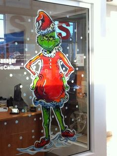 How The Grinch Stole Christmas On Pinterest Grinch Dr