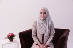 "Hijab Tutorial 65 ""Office Look"" by Zahratul Jannah"