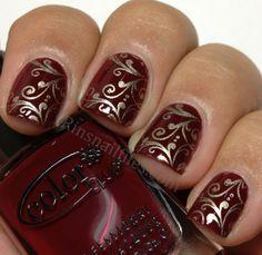 Rin's Nail Files #nail #nails #nailart