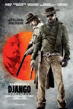 Django Unchained - Mini Print