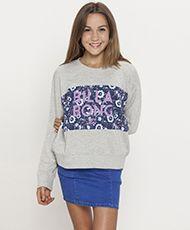 Billabong Girls Dreamcatcher Sweatshirt