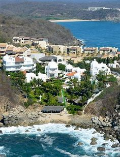 Villas Fa-Sol (Huatulco, Mexico)   A little piece of paradise!