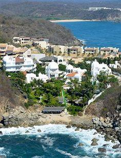 Villas Fa-Sol (Huatulco, Mexico)   A little piece of paradise!