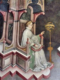 Astronomy - Gentile da Fabriano