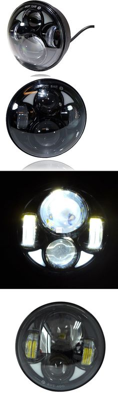 8ad2edde14434f3dda5d4289f9323fcd motorcycle parts harley new 2 bullet style 1157 white amber led Custom Auto Wire Harness H4 at gsmx.co