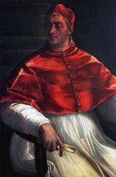 Sebastiano del Piombo - Ritratto di Clemente VII - 1526