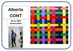 Arts visuels Alberto Cont en MS