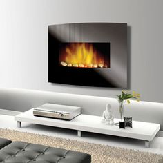 Costco: Samara Electric Fireplace | Light My Fire: LED Electric ...