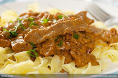 Steak Strips and Onions: An easy main dish that turns cost-effective strips of beef and onions into a tasty weeknight meal that& packed with flavor. Sirloin Steaks, Rice And Gravy, Venison Steak, Grilled Sweet Potatoes, Beef Strips, Winner Winner Chicken Dinner, Healthy Food Options, Beef Dishes