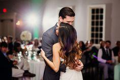 First Dance | The Milestone Aubrey Mansion | Natalie Gore and James Casey Wedding Day