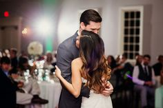 First Dance | The Milestone Aubrey Mansion | Natalie Gore and James Casey Wedding Day