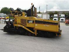 Used 2006 Caterpillar AP-655C  Asphalt pavers / concrete equipments