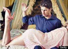 """""""CDD - Christian Domestic Discipline - is a lifestyle in which spanking and other punishments (loss of privileges, time outs, etc.) are used to maintain an orderly, Christian household, according to christiandomesticdiscipline.com. The man is dominant, and the wife is submissive, as detailed in the Bible, the site explains."""""""