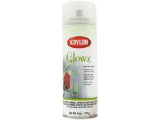 Krylon Glowz Glow in the Dark Spray Paint  Pre-spray paint funkins or pumpkins (whichever is cheaper) & then give black paint, nail polish, markers, and brads to guests to decorate.  During the movie, turn off the lights and see them glow.
