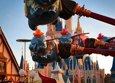 Top 10 Disney Magic Kingdom Rides For Toddlers!