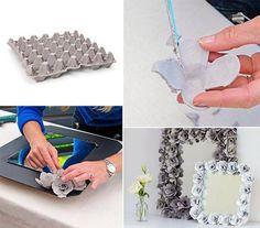 Decore com objetos que você mesmo pode fazer