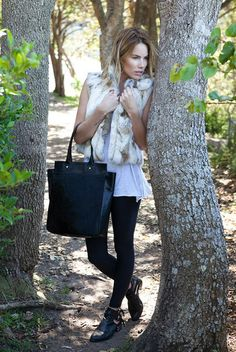 Status Anxiety Bird of Prey Bag - Black/Fur - The Style Merchant Birds Of Prey, Hipster, Fur, Stylish, Jackets, Bags, Collection, Women, Hipsters