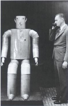 cyberneticzoo.com » Blog Archive » 1931 – Willie Vocalite – Joseph M. Barnett (American)