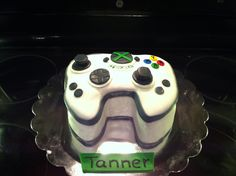xbox cake