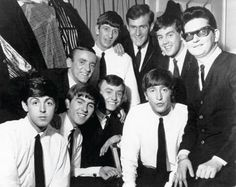 The Beatles, Gerry and the Pacemakers, Roy Orbison - 1963 ...