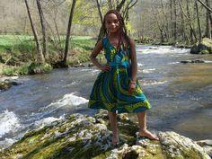 www.cewax.fr aime robe tissu africain : Mode filles par anaka-sy