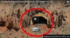 La Prueba Real de la Existencia de Ovnis  DOCUMENTAL UFO