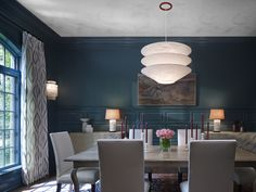 Continuity and Contrast in Interior Design