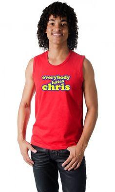 Camiseta Everybody Hates Chris - Reis Online Camisetas Personalizadas